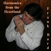 Country harmonica player, Frank Bard